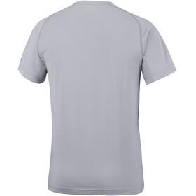Columbia Mountain Tech III - Camiseta manga corta Hombre - gris